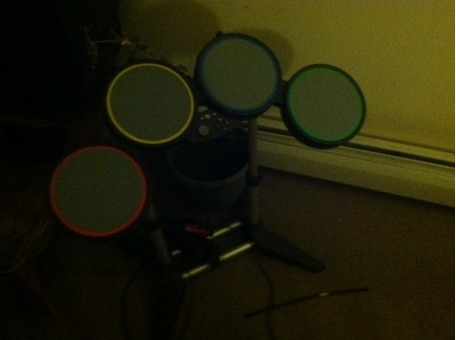 Xbox Drums (no sticks)
