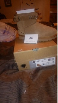 new studded uggs